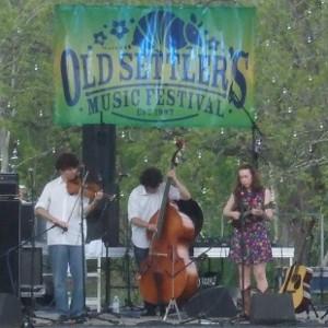 Old Settlers - Sarah Jarosz